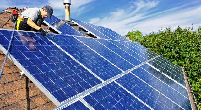 Australia solar business
