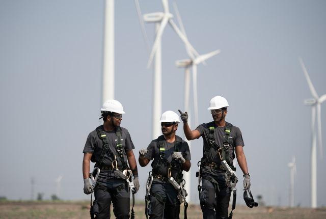 Siemens Gamesa wind turbine supply