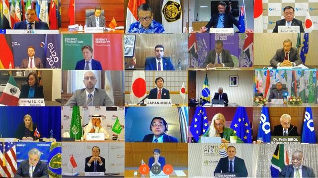 GECF G20 meet