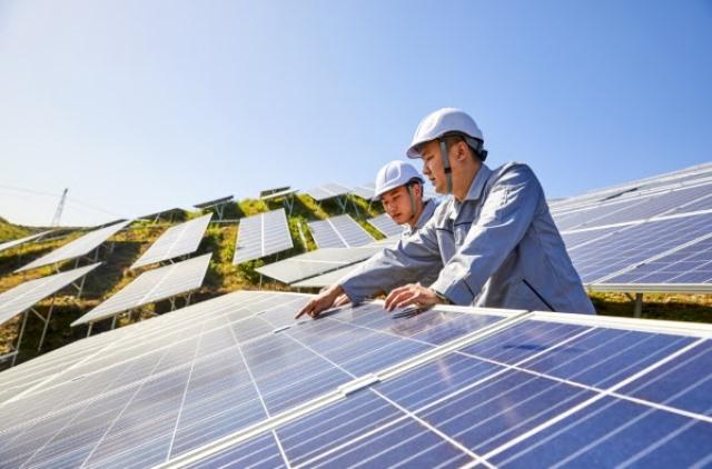 Jobs in renewable energy sector