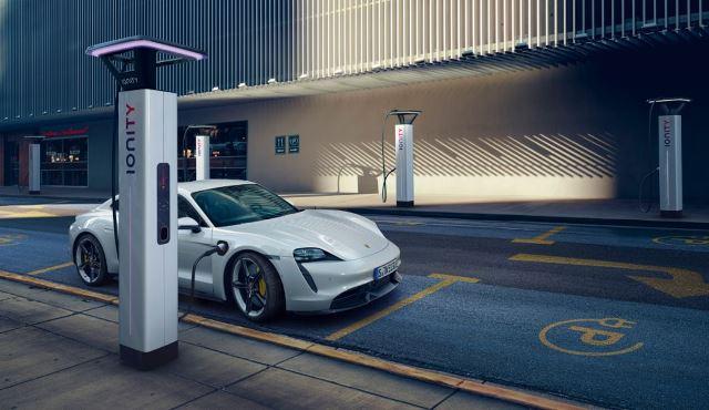 Porsche Mobile Charger Connect