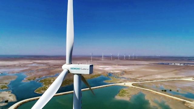 Siemens Gamesa in Pakistan
