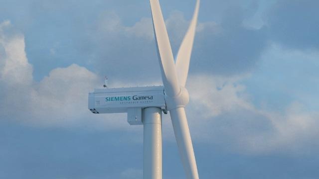 Siemens Gamesa wind turbine deal