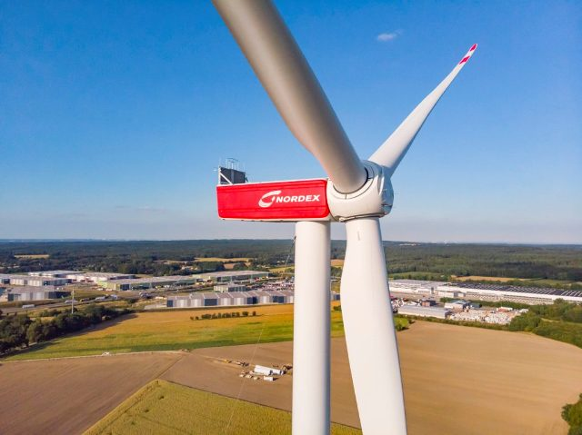 Nordex wind turbine