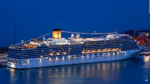 carbon emission in ship