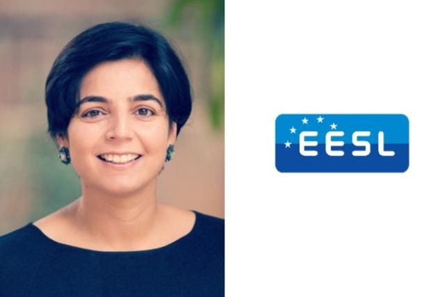 CESL CEO Mahua Acharya