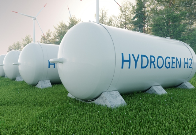 Green hydrogen projects