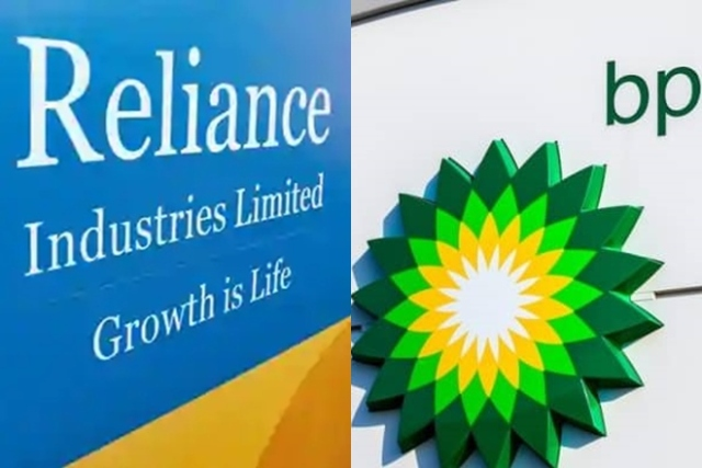 Reliance Industries and BP