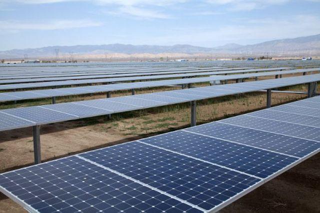 El Pelicano Solar Plant in Chile