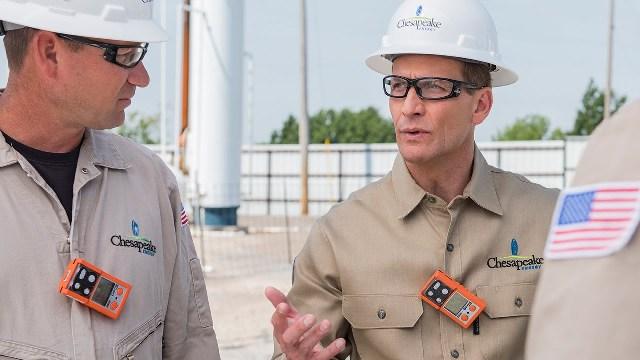 Chesapeake Energy job