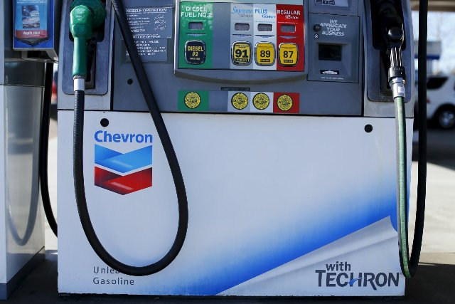 Chevron business