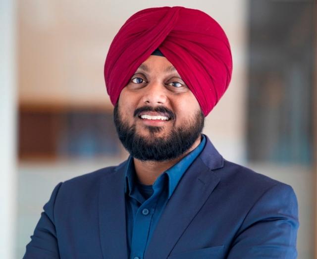 Hartek Solar CEO Simarpreet Singh