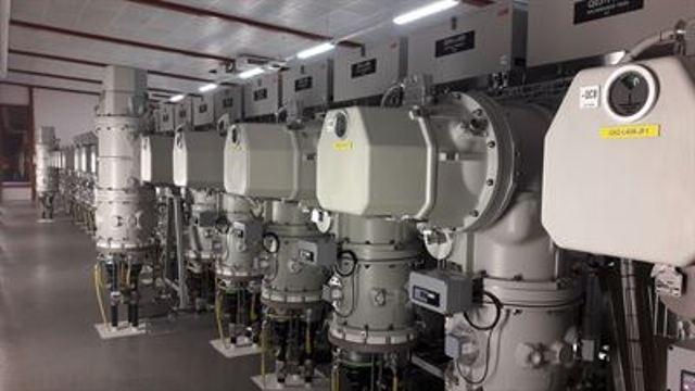 Linxon 400 kV Gas Insulated Substation (GIS)