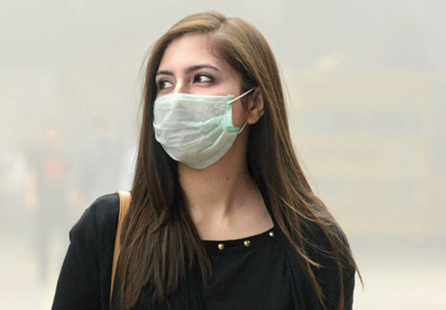 Air pollution level in India in 2020