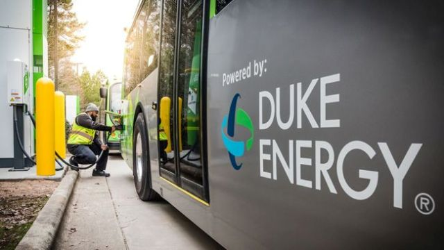 Duke Energy EV business