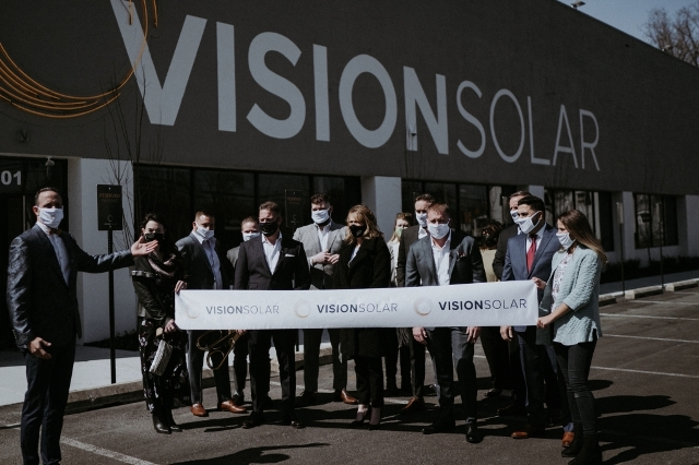 Vision Solar office