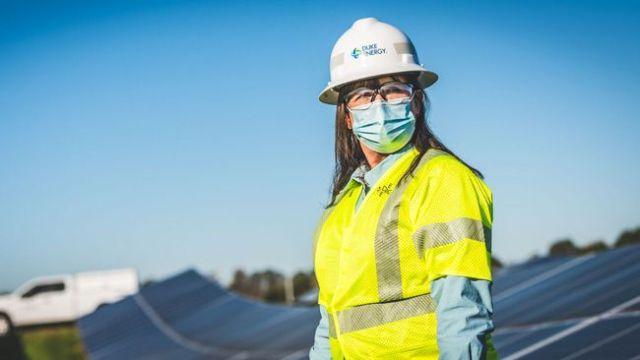 Duke Energy employees
