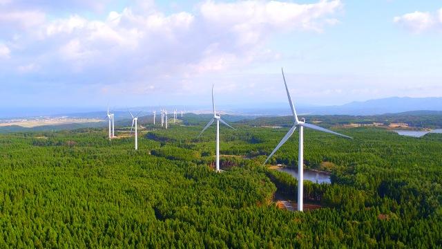 Dohoku wind farm