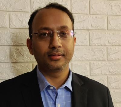 Gautam Mohanka, Managing Director of Gautam Solar