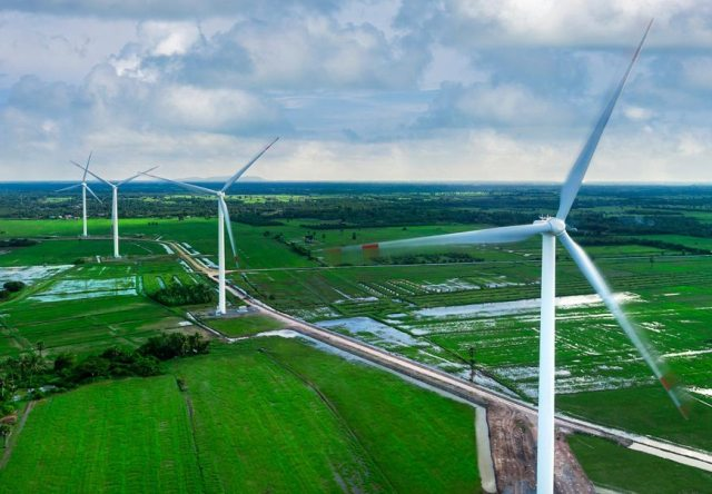 BCPG wind farm
