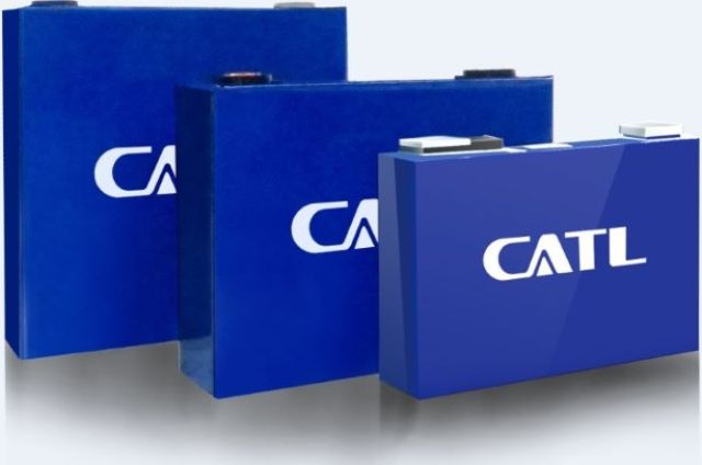 CATL EV battery