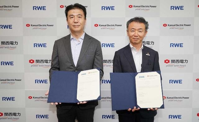 Kansai Electric Power and RWE Renewables