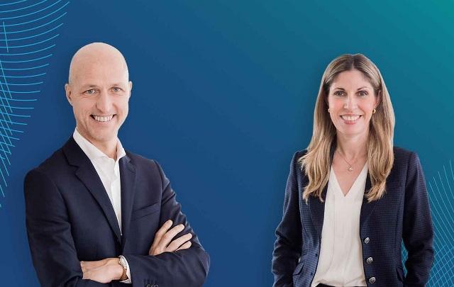 RWE renewables business Silvia Ortín Rios and Sven Utermohlen