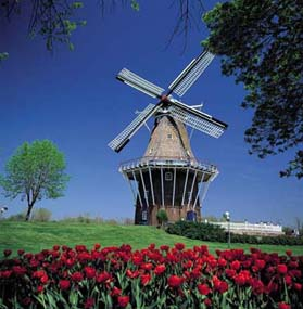 windmill-in-holland